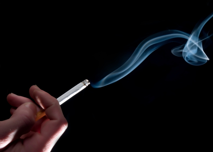 Nicotine aids spread of lung cancer to brain