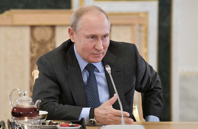 Russia starts early voting on reform extending Putin's rule
