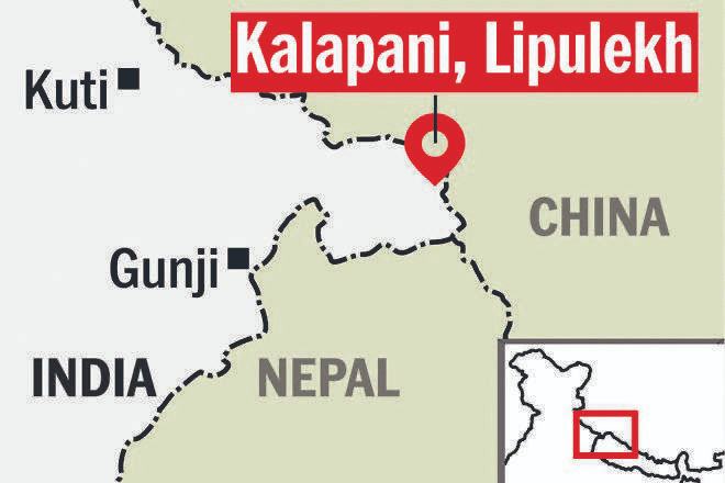 India asks Nepal to use alternative steps to diffuse border row