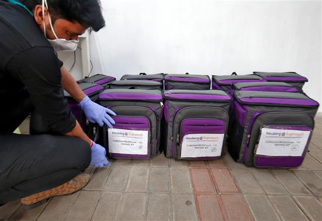 Coronavirus: 4 more deaths, 338 new cases in Haryana