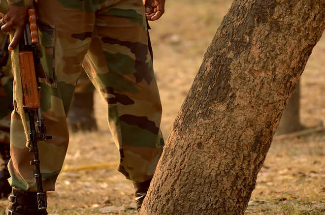 COVID-19: 12 security forces personnel among 127 to test positive in J&K