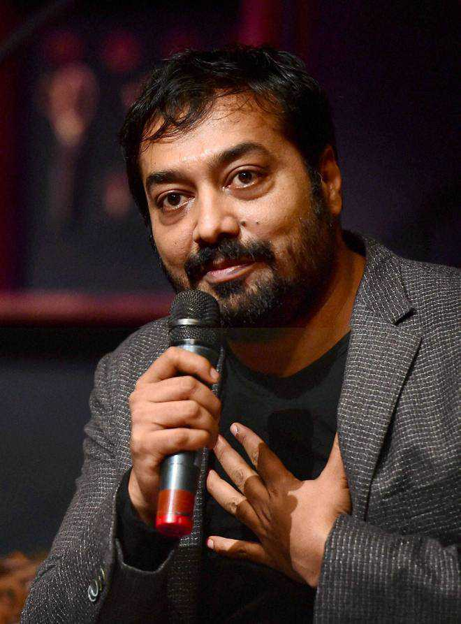 Anurag Kashyap on why demonetisation figures in his story of a marriage in 'Choked'