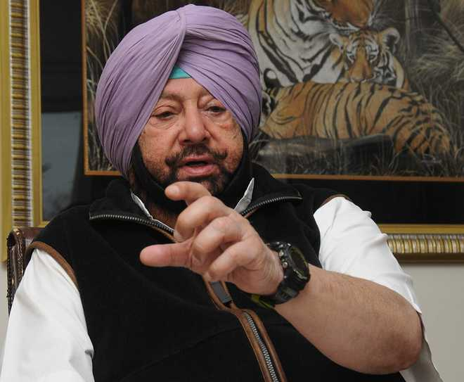 'Punjab will fight': Capt Amarinder Singh opposes Centre's 'so-called' agriculture reforms
