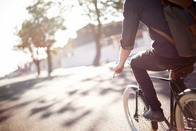 Pedal-pushing to break Covid cycle