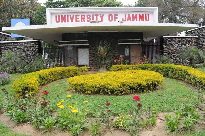 Jammu University decides not to hike fees for next two years