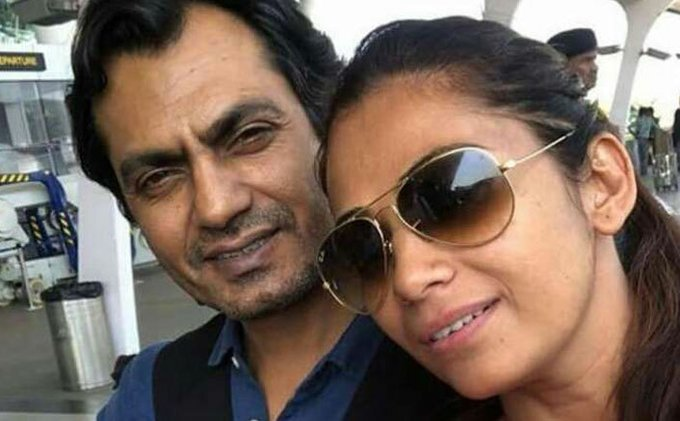 Nawazuddin sends legal notice to estranged wife Aaliya for defamation