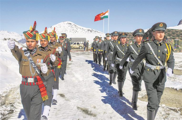 Military standoff in Ladakh: India, China agree to handle 'differences' through talks