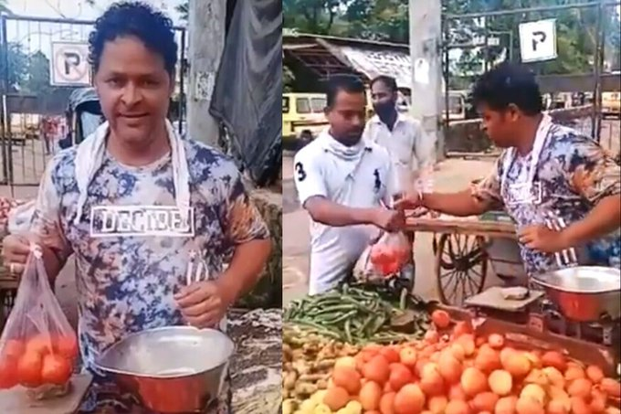 'Dabangg 3' actor Javed Hyder snubs rumours that he has turned a vegetable vendor