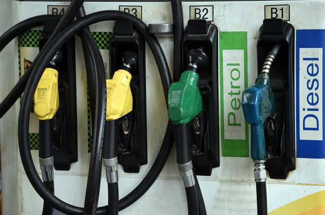 Fuel prices rise on 2nd consecutive day