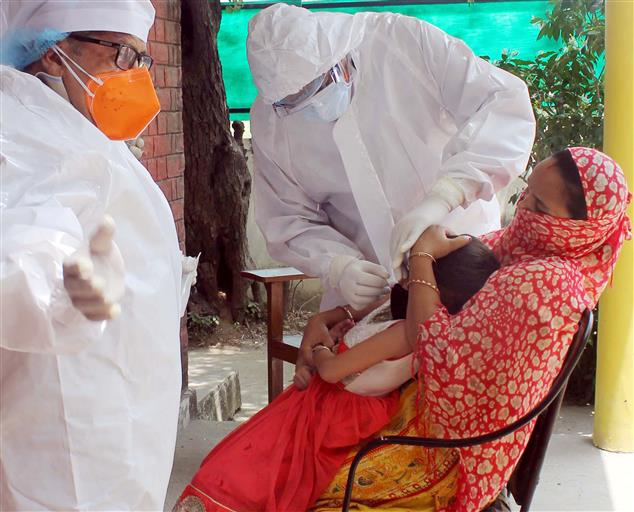 Sangrur reports 60 new coronavirus cases; Punjab's number stands at 5,418