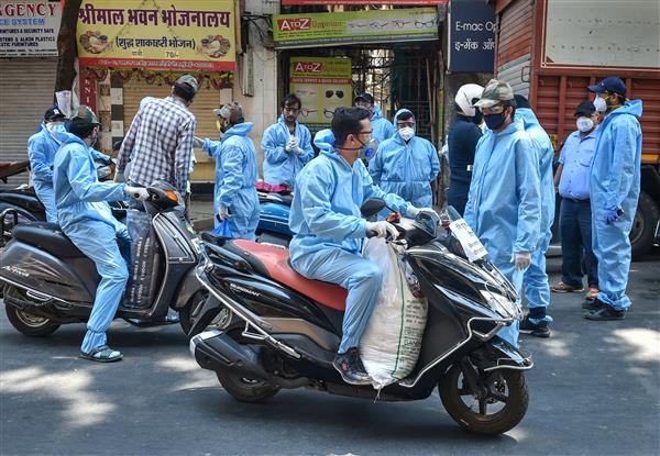Coronavirus: Haryana reports 15 new cases, tally rises to 2,667