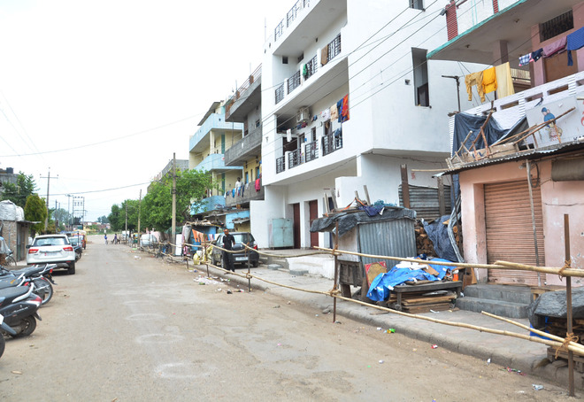 Six pockets of Bapu Dham Colony will no longer be called 'Buffer Zones'