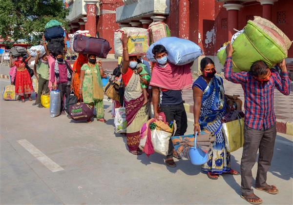 Centre denies migrant workers died of hunger, lack of medication