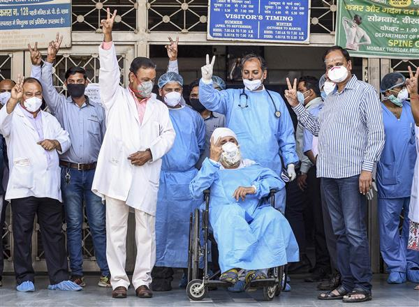 In a first, COVID-19 recoveries in India surpass active cases