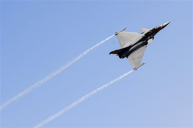 First 6 Rafales by July-end, to be based in Ambala