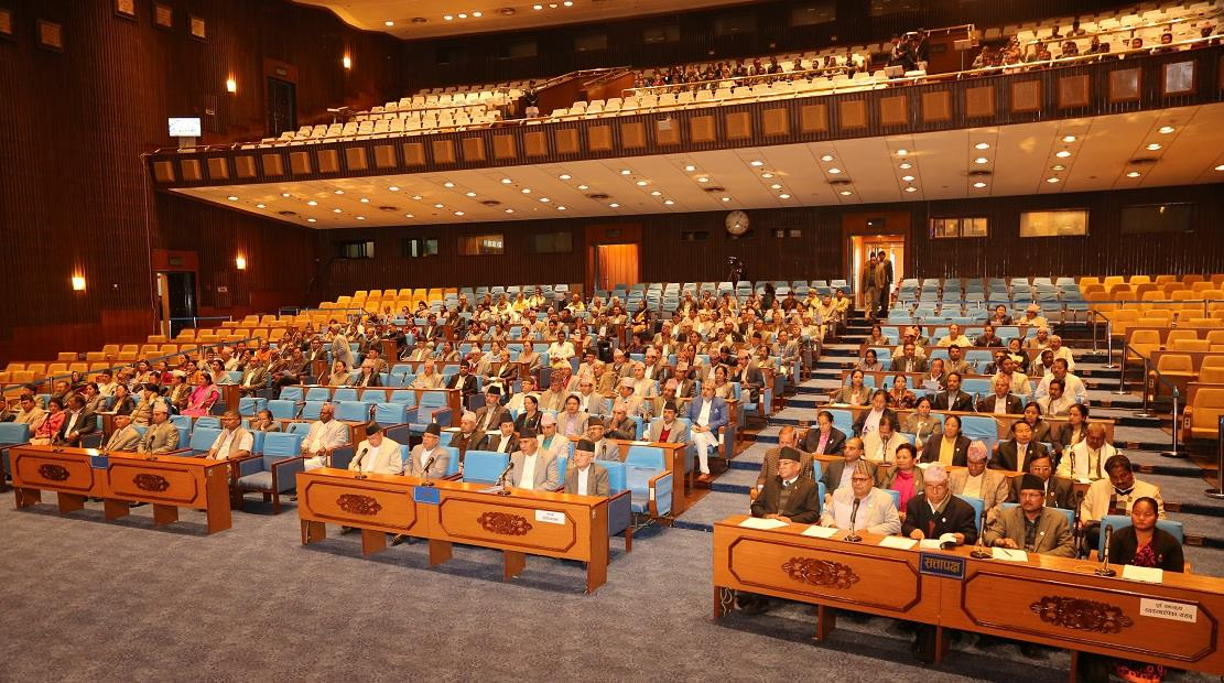 Nepal MPs unanimously approve new map