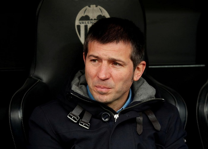 Chaos reigns at Valencia as coach is sacked, sporting director quits