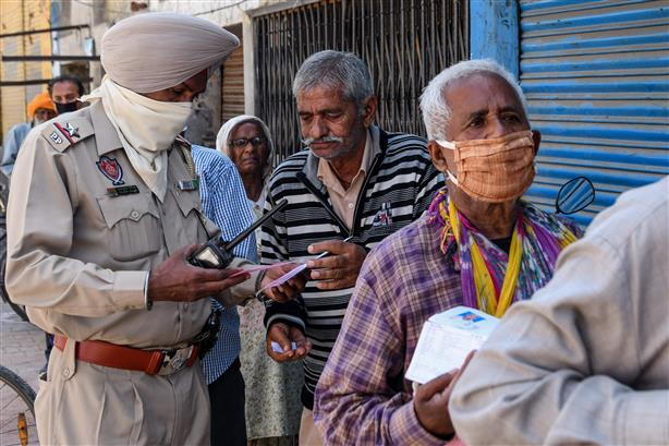 Coronavirus: ASHA worker, 3 others test positive in Patiala; tally rises to 126
