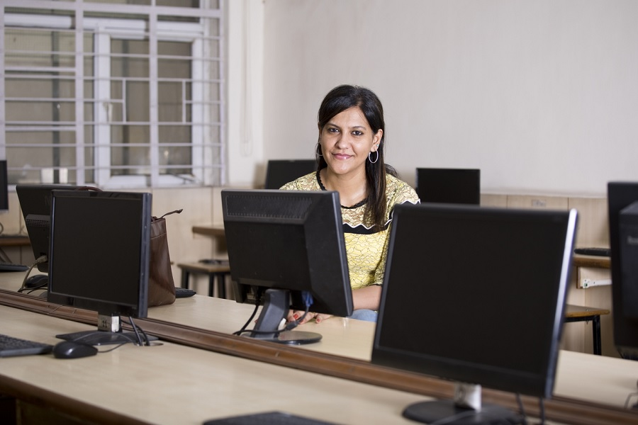 From classroom to virtual lessons, Covid turns teachers tech-savvy
