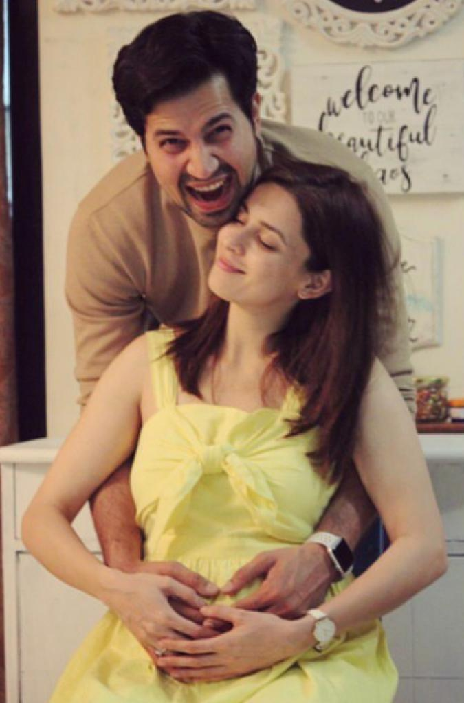 'Roommates' actor Sumeet Vyas, Ekta Kaul blessed with baby boy, name him Ved