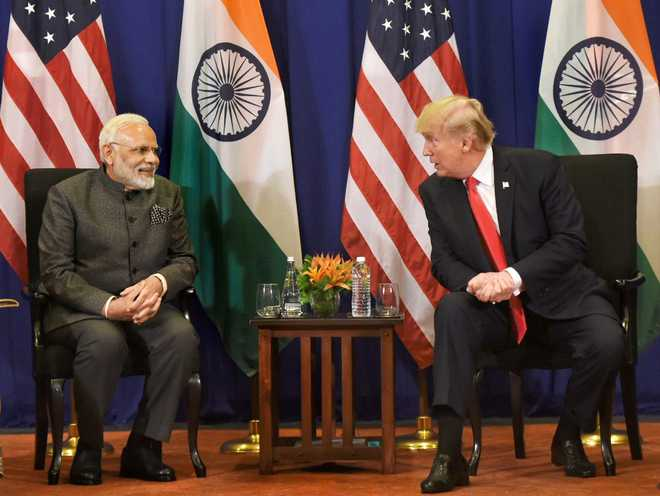 PM Modi accepts Trump invite for G-7 summit