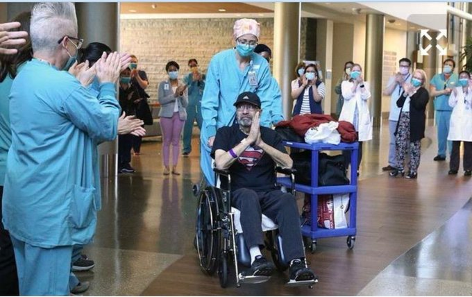 70-year-old US man beats COVID-19, gets $1.1 million hospital bill