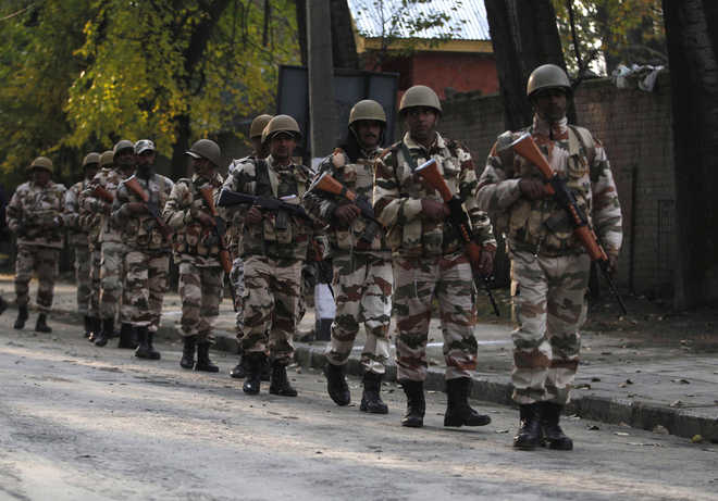 Amid stand-off with China, ITBP rushes to raise new command at Chandigarh