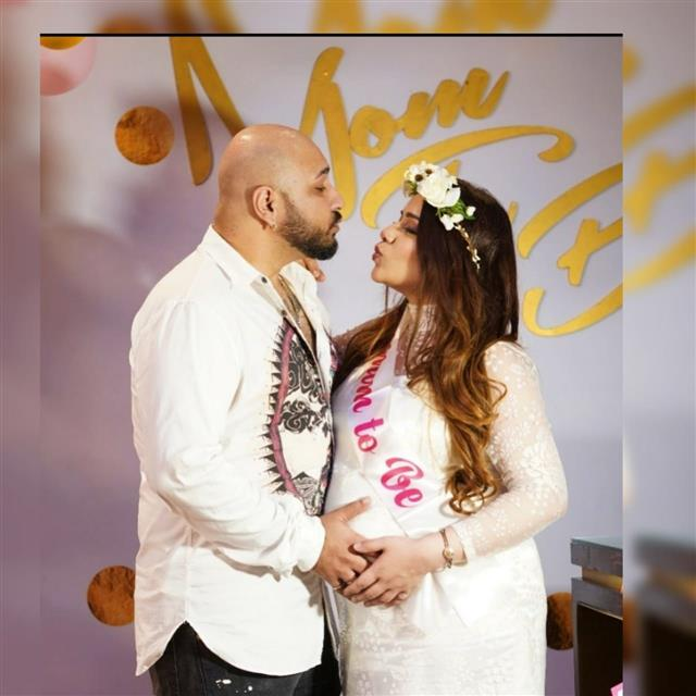 Punjabi singer B Praak to be a father soon; 'congratulations' says, Nupur Sanon