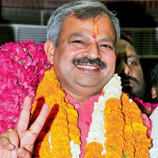 Adesh Gupta replaces Manoj Tiwari as Delhi BJP president