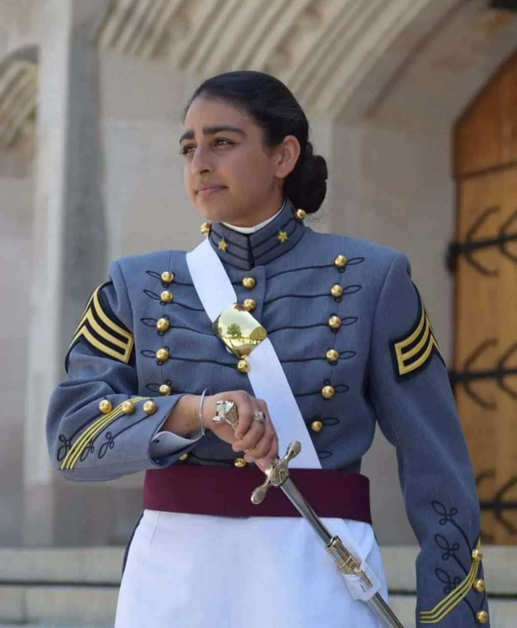 First Sikh woman to graduate from US Military Academy at West Point