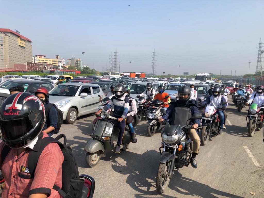 Confusion on Delhi-Gurugram border over sealing, de-sealing persists