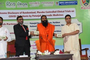 Ramdev's Patanjali claims to have COVID-19 tablets, 'Coronil'; 100% recovery in 7 days