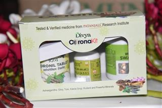 Centre tells Patanjali to stop advertising COVID-19 therapy, prove claims scientifically first
