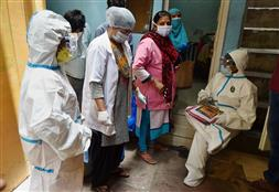 2,889 fresh COVID-19 cases in Delhi take tally to over 83,000; death toll climbs to 2,623