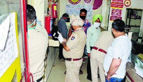 Thieves break into PNB branch