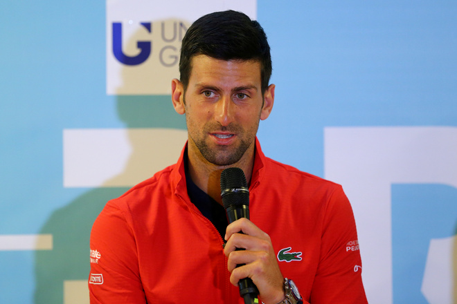 After Dimitrov, Djokovic tests positive for Covid