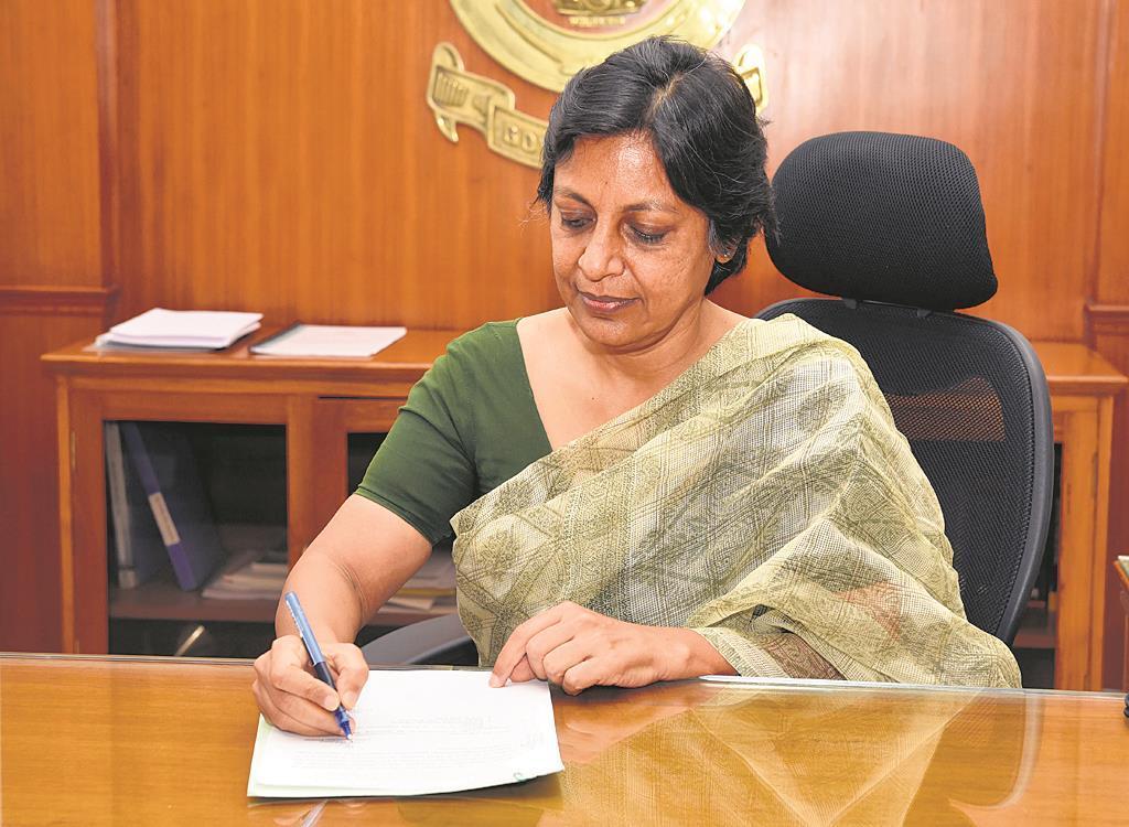 Punjab CM defends Vini Mahajan's  posting as Chief Secretary