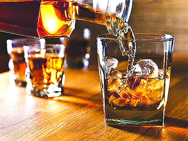 Restaurants may get to serve liquor