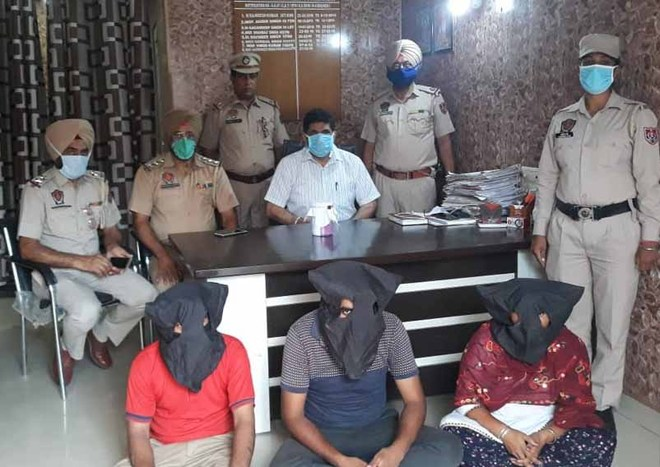 3 held with heroin worth Rs 1.5 crore