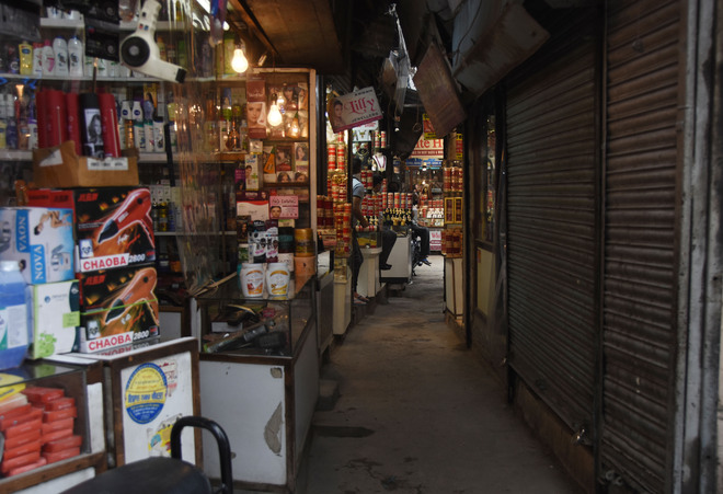 100-yr-old Bisati Bazaar loses its cosmetic touch