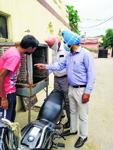 Health Department goes all out to check dengue in Patiala