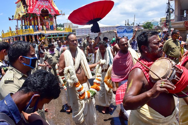 All entry points closed, curfew in Puri during Rath Yatra