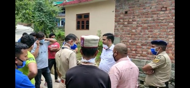Villagers protest unfit drinking water, samples sent for testing
