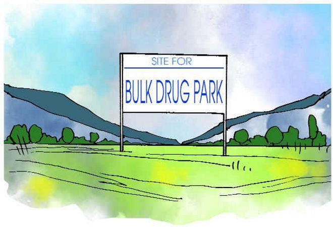 Punjab, Haryana, Himachal in fray for bulk drug park