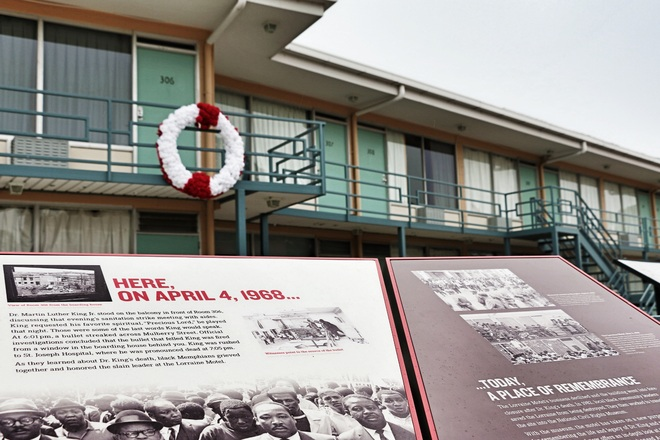 National Civil Right Museum: An ode to the human spirit