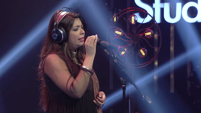 Bengali singer Sharmistha Chatterjee's affair with Sufi and Punjabi poetry