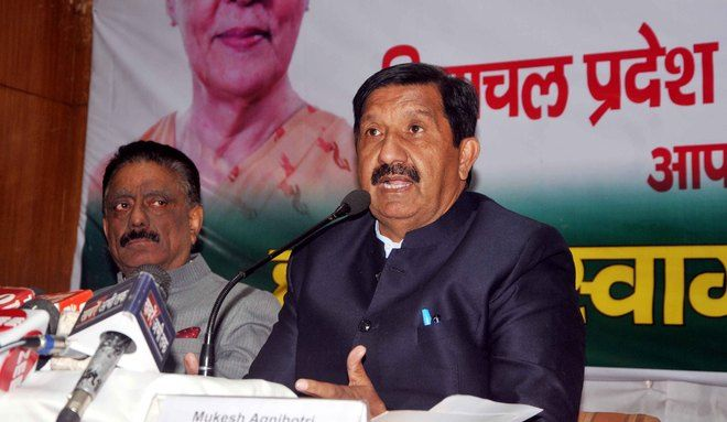 Himachal government machinery being misused for rallies, says Cong