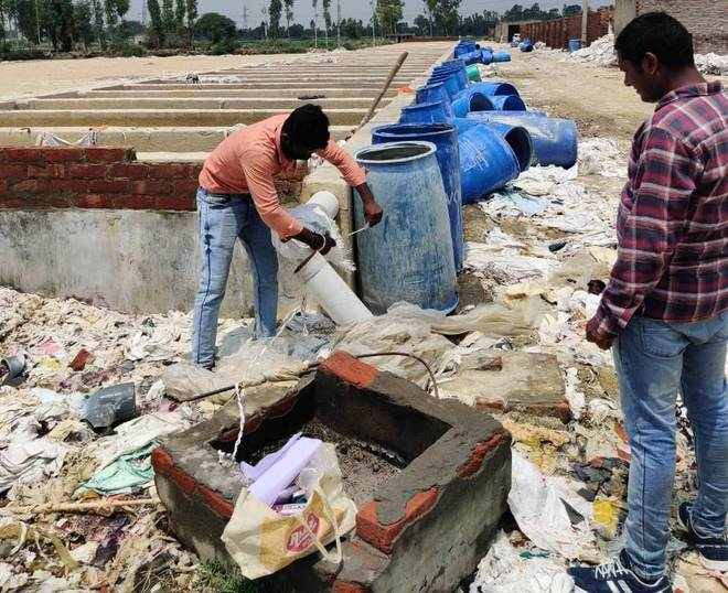26 bleaching units in Panipat sealed