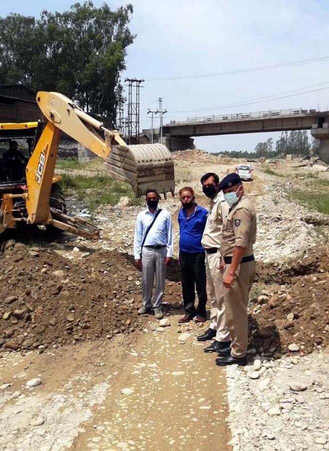 Mining mafia from Punjab still active in Indora belt