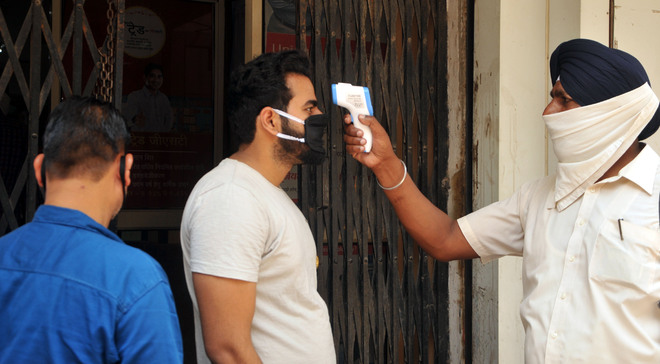 1 death, 20 fresh cases in Amritsar district